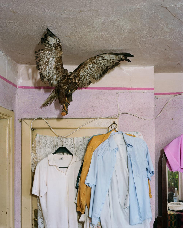 Chicran's Bedroom. Bucharest. (Courtesy Eidos Foundation)