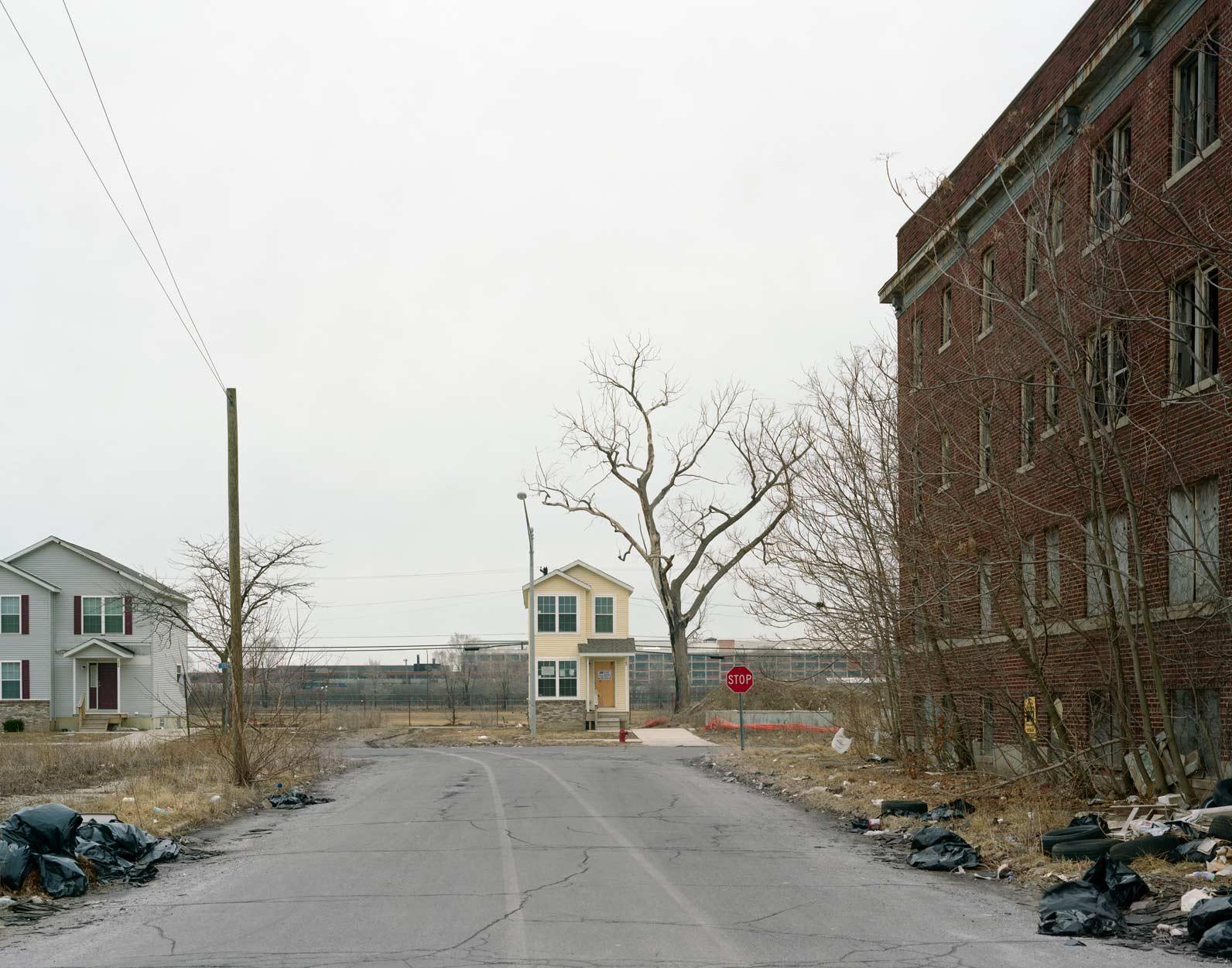 Detroit, Michigan, 2008