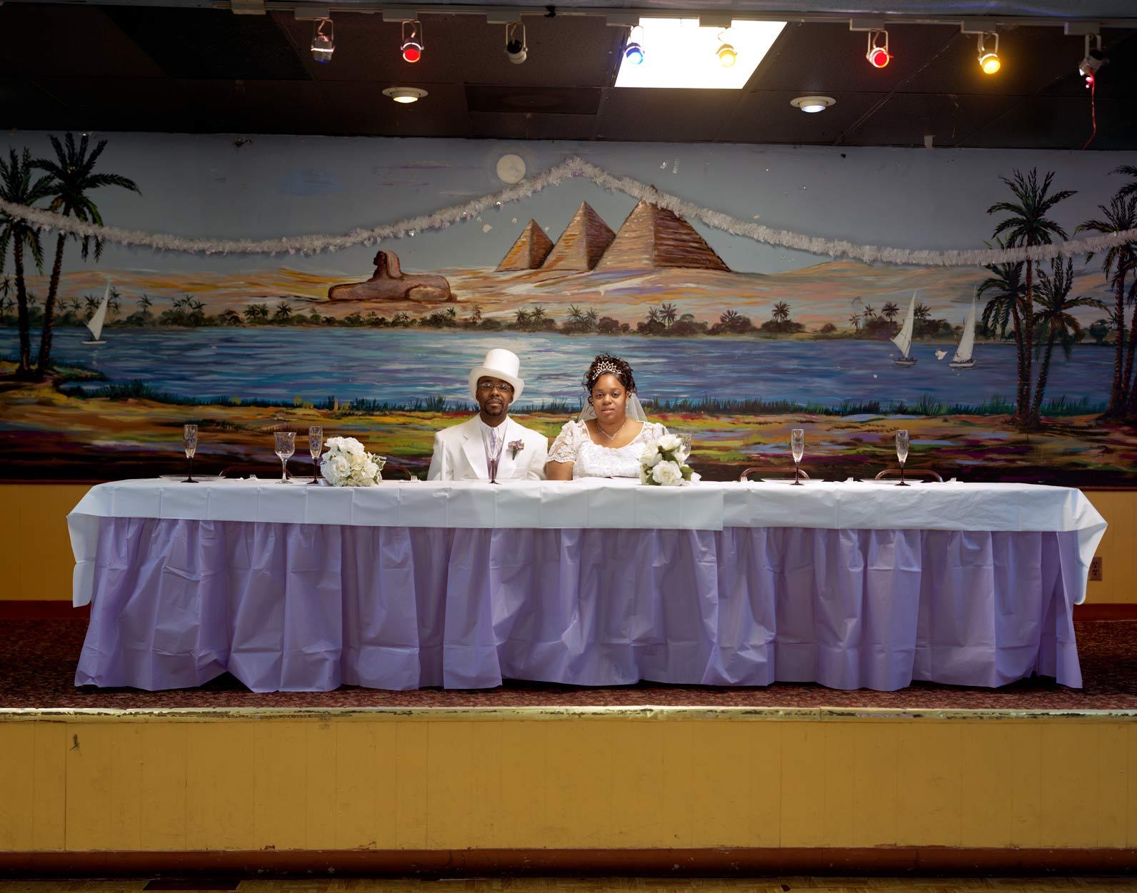 Michael and Dominique, Dearborn, MI, 2008