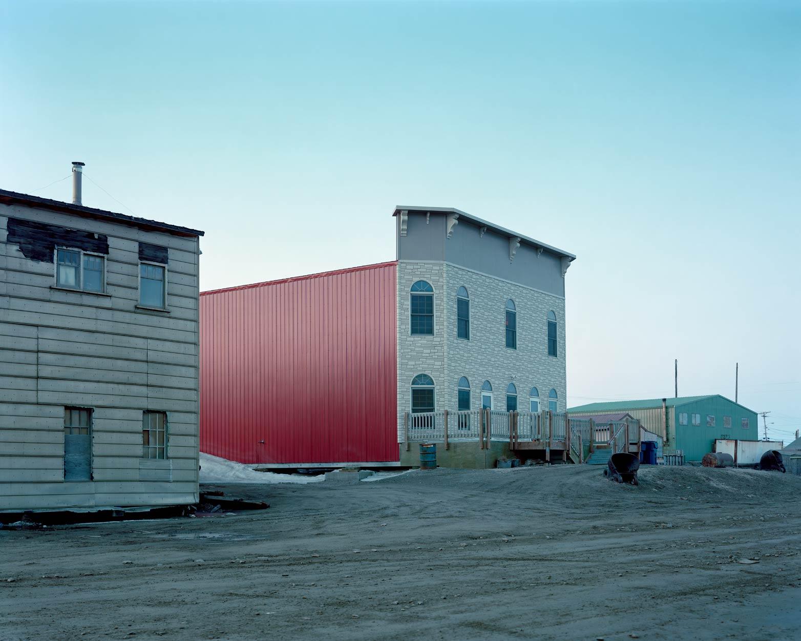 Main Street, Nome, Alaska, 2006