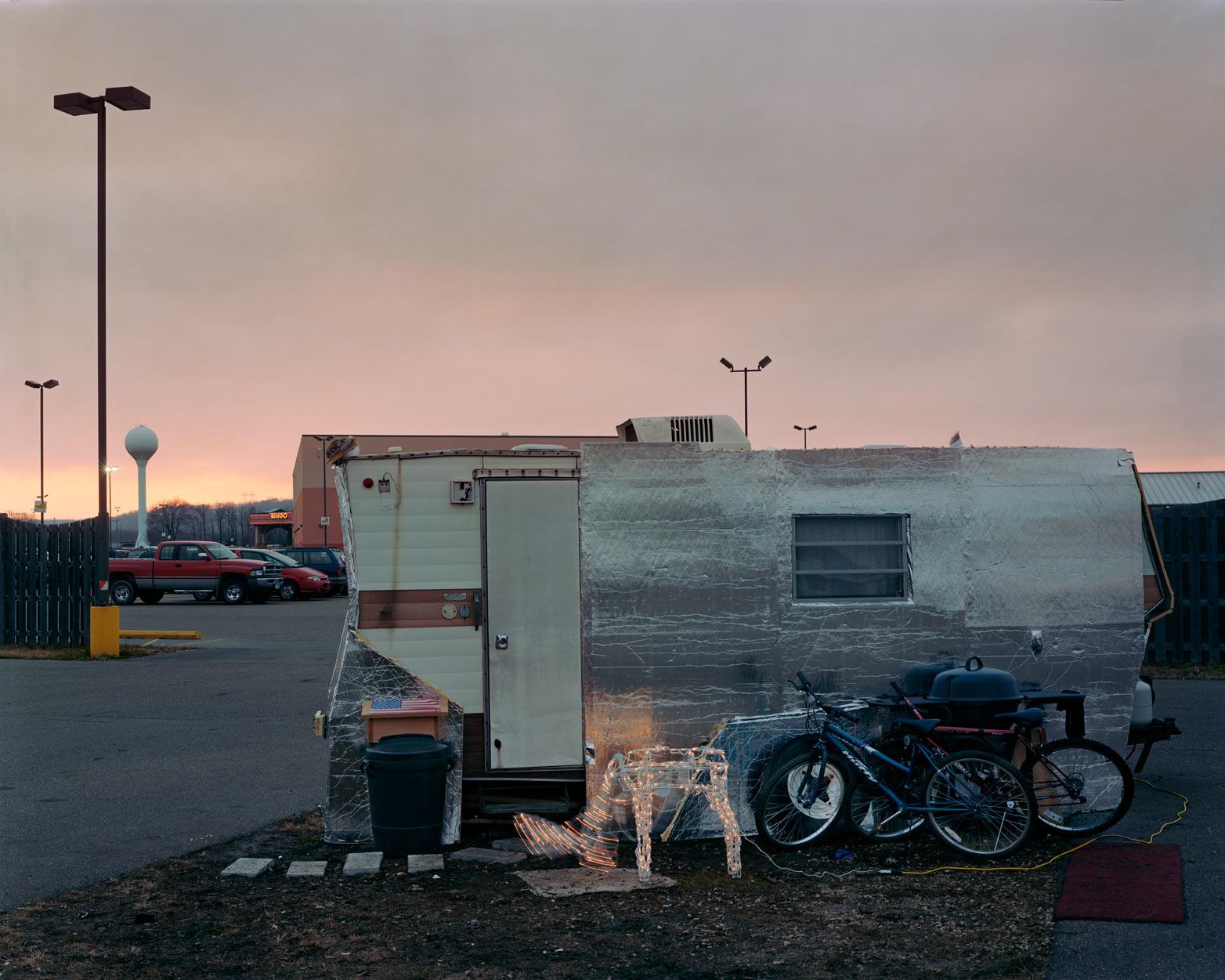 Home, Treasure Island Casino, Red Wing, MN, 2002