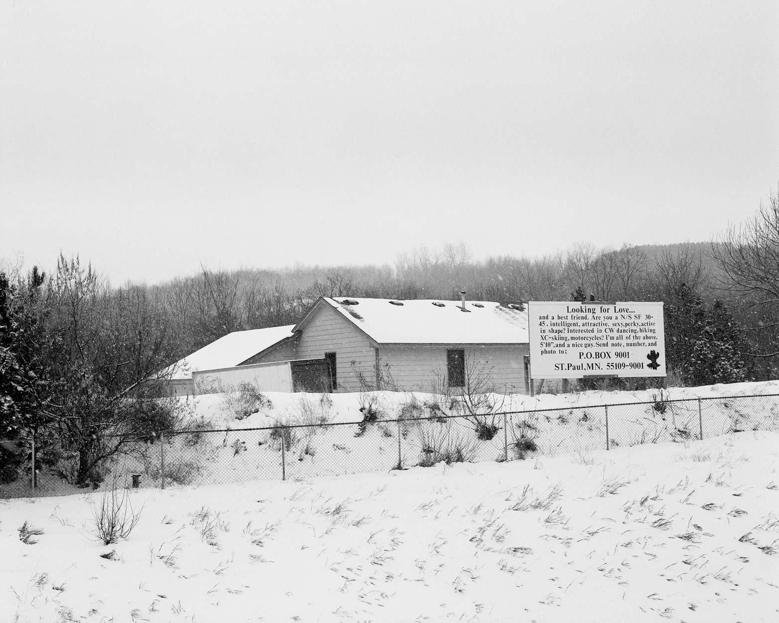 Looking for Love. Woodbury, Minnesota