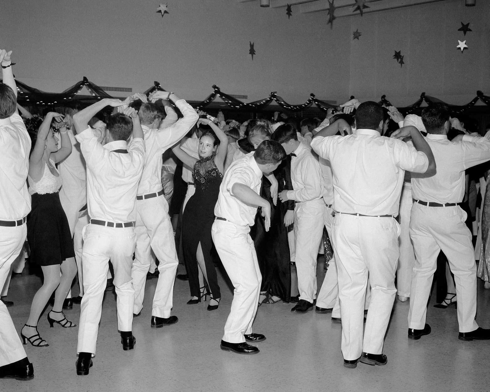 Prom Dance. Mendota Heights, Minnesota