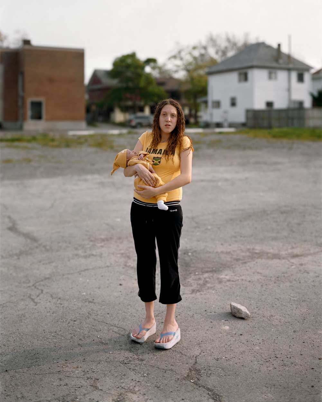 Rebecca, 2005