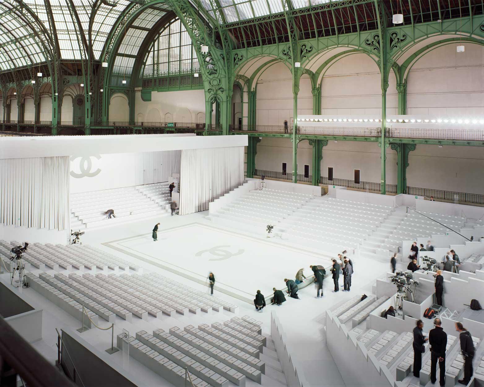 Grand Palais, Chanel 1, 2007