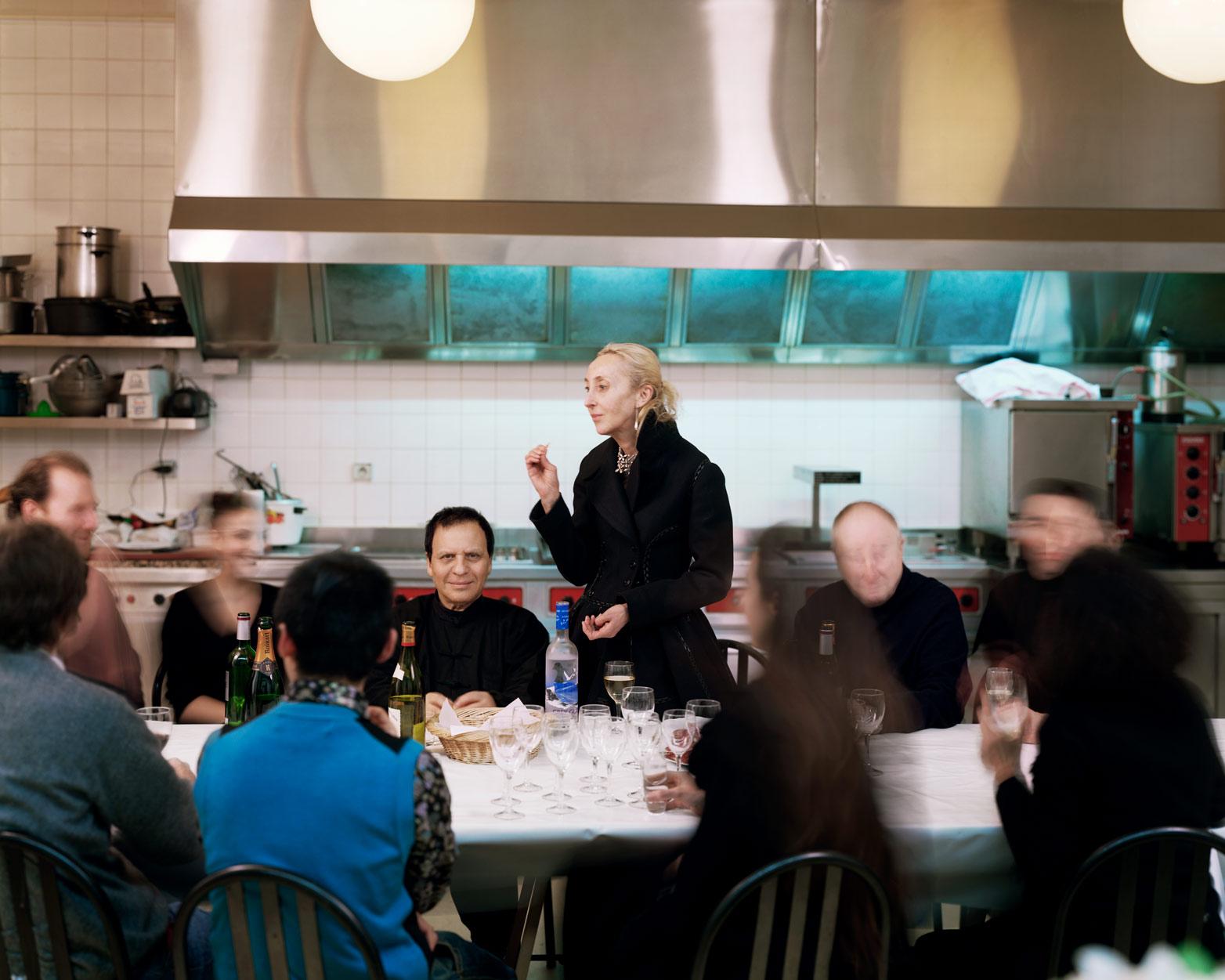 La Cuisine D'Azzedine Alaïa - Carla Sozzani & Azzedine Alïa, 2007