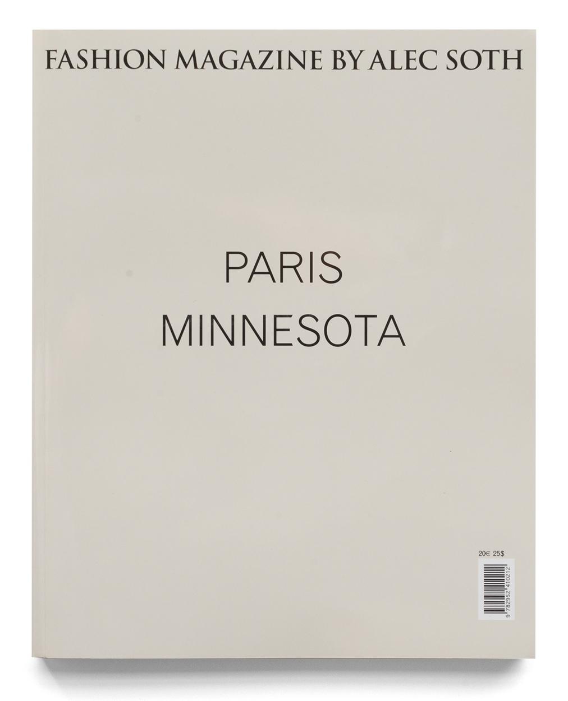 Paris / Minnesota. Magnum, 2007.