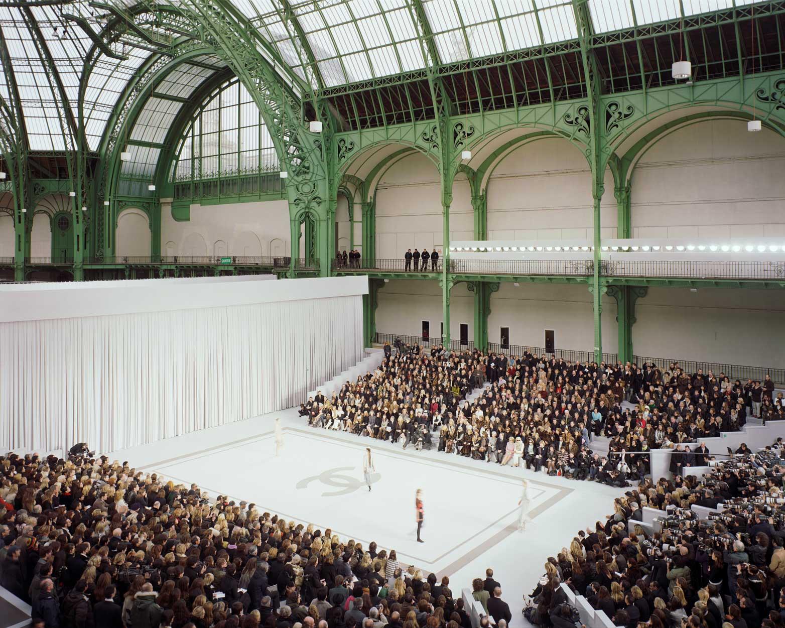 Grand Palais, Chanel 2, 2007