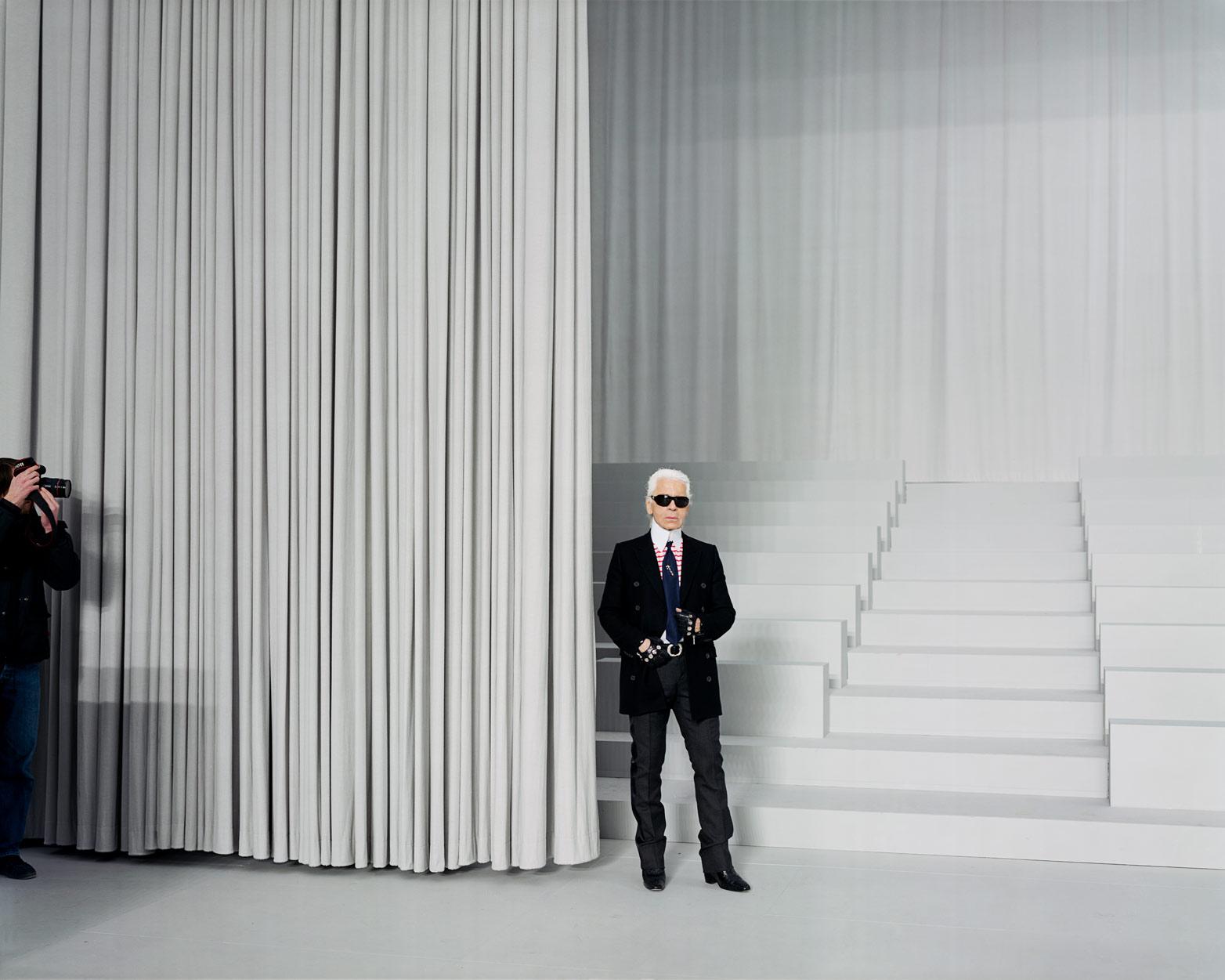 Grand Palais (Karl Lagerfeld), 2007