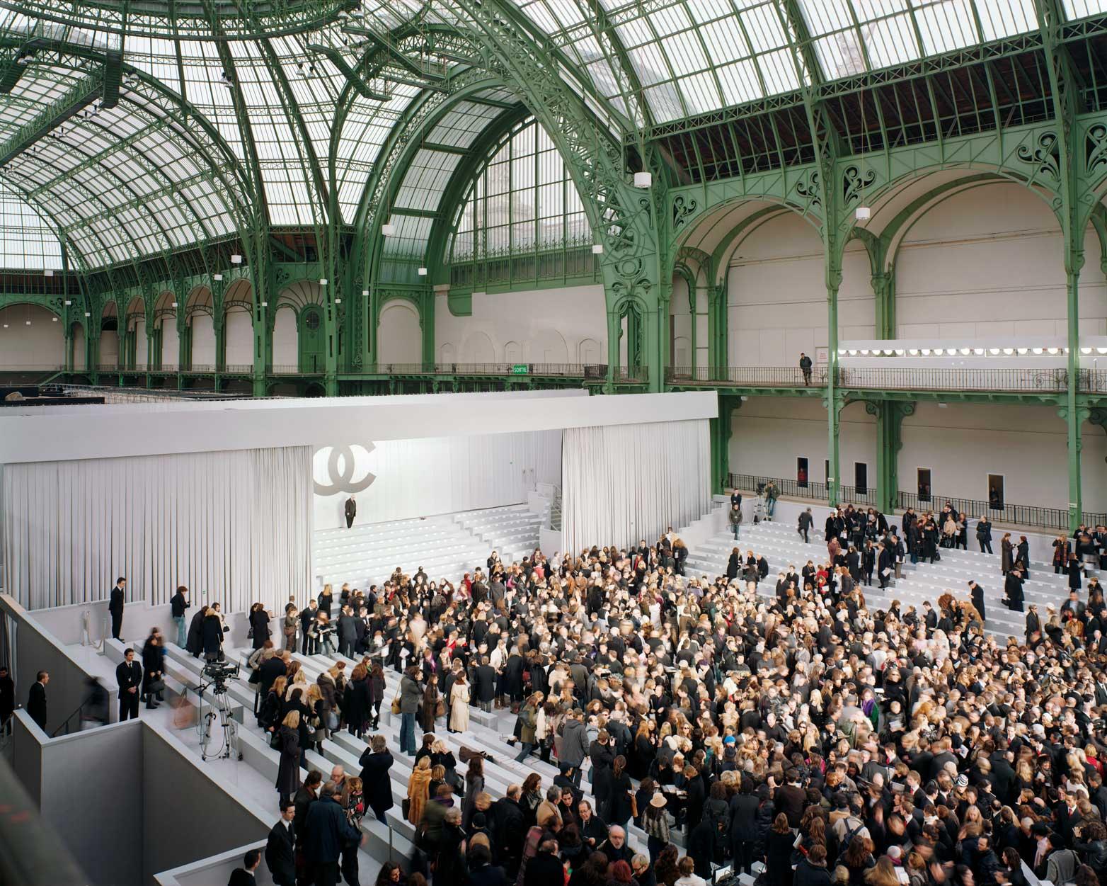 Grand Palais, Chanel 3, 2007